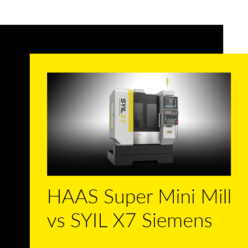 HAAS Super Mini Mill vs SYIL X7 Siemens (2)